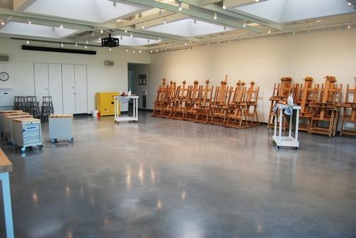 Art List Art Studios Hamilton College