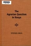 The Agrarian Question in Kenya